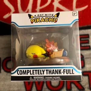 A Day with Pikachu: Completely Thank-Full